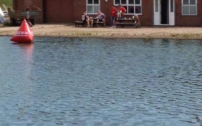 race hub accross lake