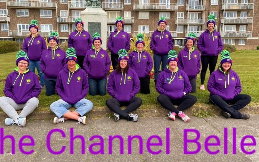 The Channel Belles – Race Hub regulars to swim the channel